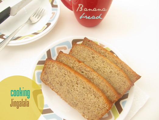 best banana loaf bread recipe step by step