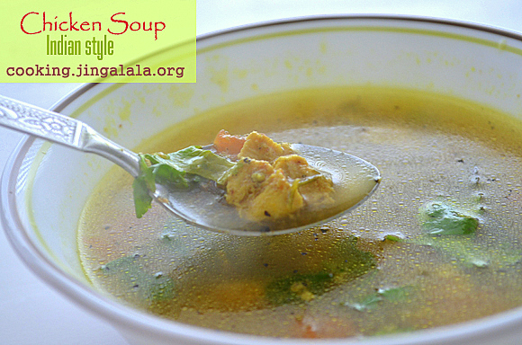 Kozhi Soup|Murgh Soup|Chicken Soup