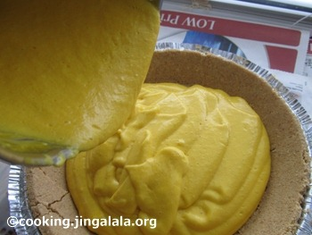 step by step pictures for mango pie